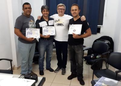 Curso de elétricos e híbridos com Val Arrais 03/2019