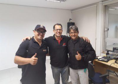 Marcelo, Fernando, Laerte